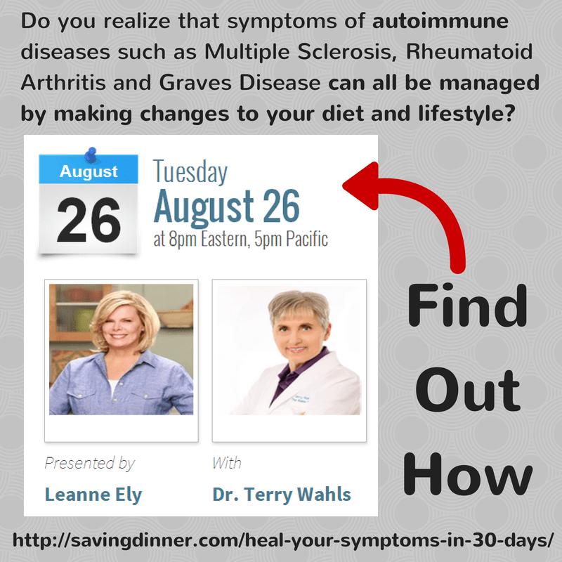 Do you realize that symptoms