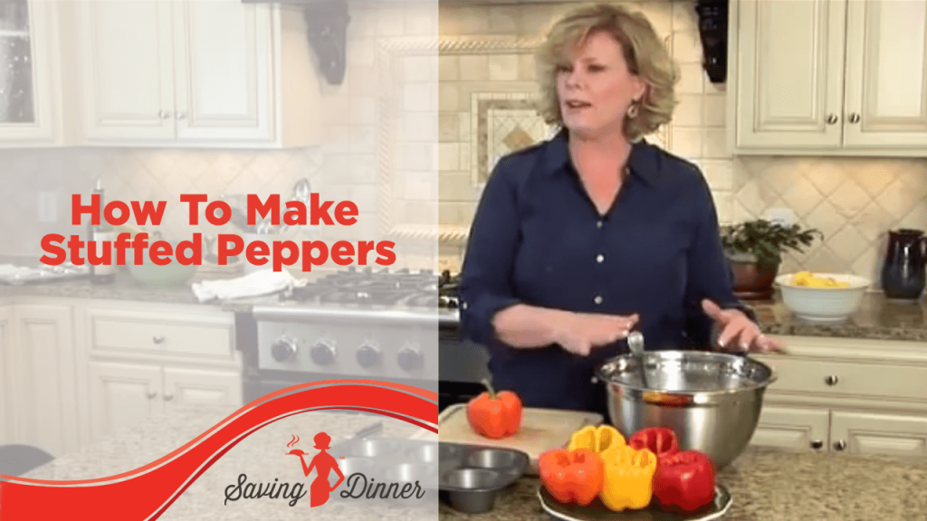 Stuffed Peppers and Recipe for Cooking
