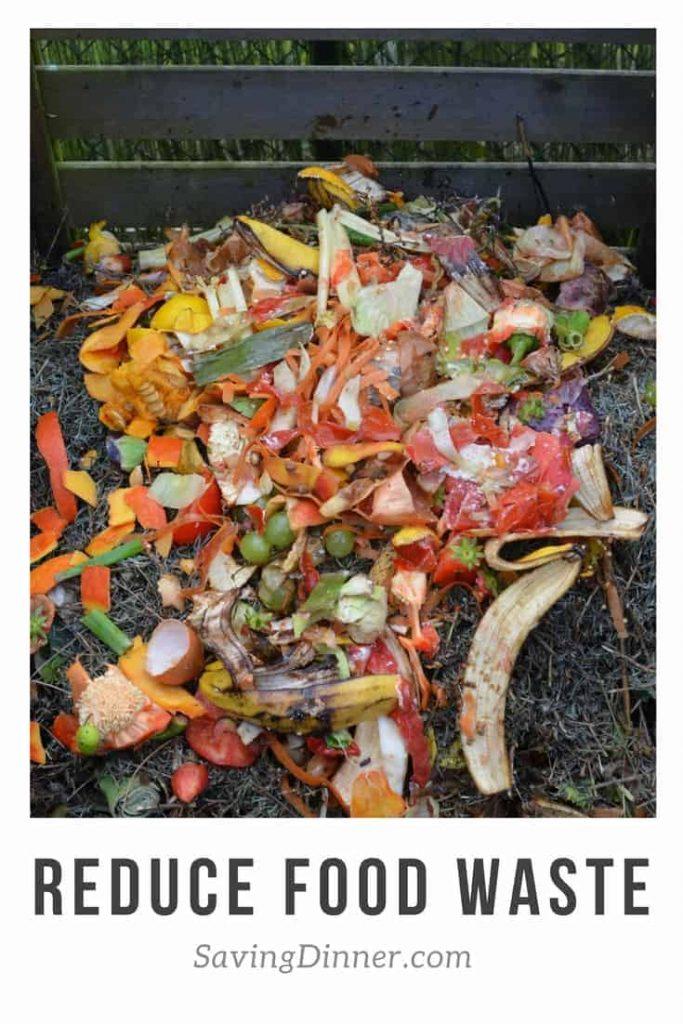 Reduce Food Waste | SavingDinner.com