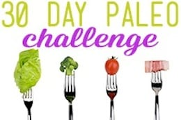 30 Day Paleo Challenge from Saving Dinner