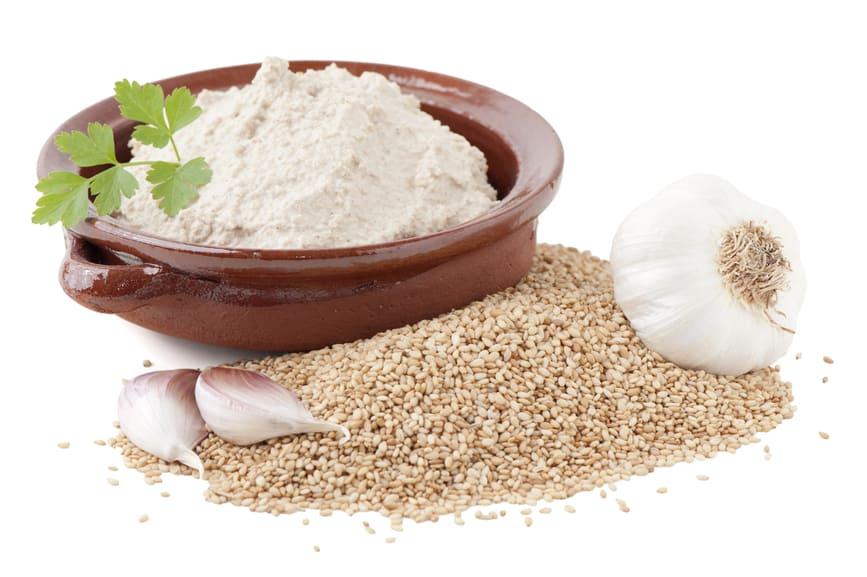 Tahini, hummus, tahini paste, sesame, Middle Eastern food