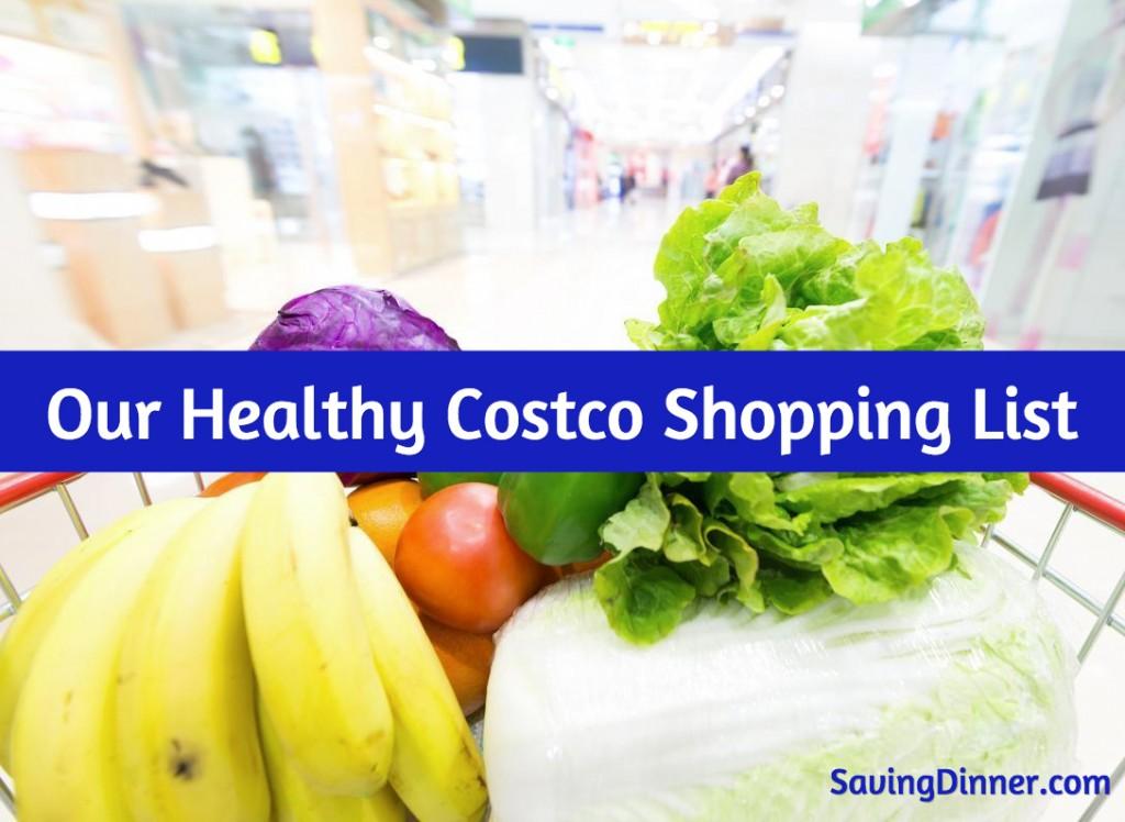 healthycostcoshoppinglist